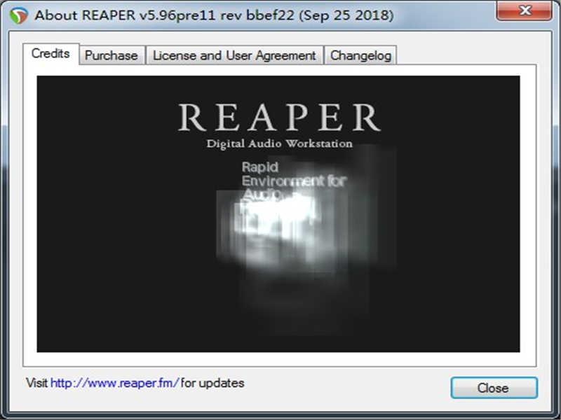 Reaper(音频编辑) 32位钱柜娱乐