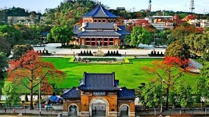 广州中山纪念堂旅游-广州中山纪念堂旅游景点-广州堂