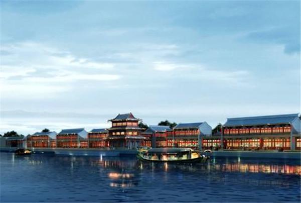 地址:天津市滨海新区(汉沽)彩虹桥西南侧 2,滨海鲤鱼门