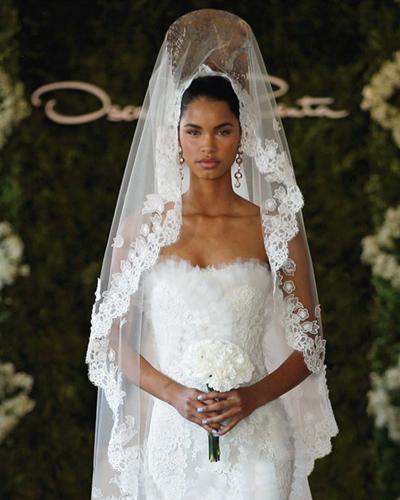 百变style头饰 装扮娇美新娘