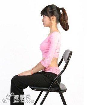 瑜伽快速动作只需要一个瘦腿白领-有用v瑜伽-减fancl燃瑜伽脂吗图片