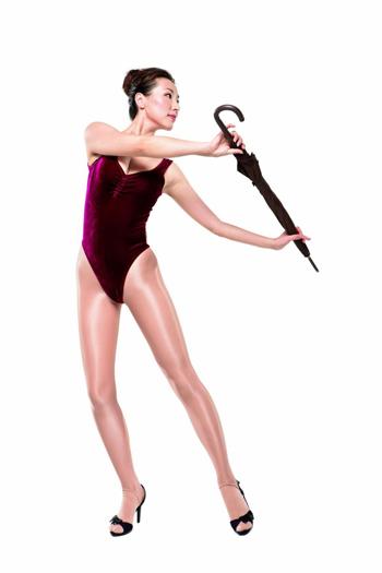 女人私房运动:塑形舍宾舞 30天完美变身-燃脂运