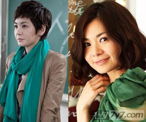 盘点:11位韩国女星百变俏皮发型