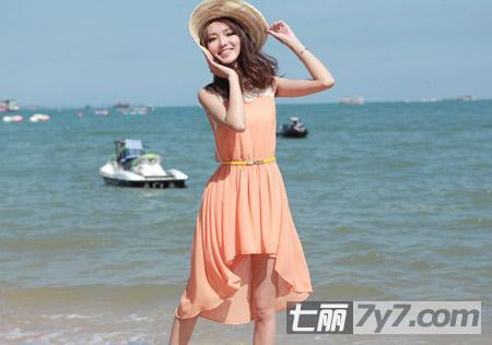 高个女生夏季穿衣搭配