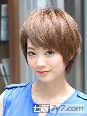 2014年流行短发发型图片 精美俏皮时尚图片