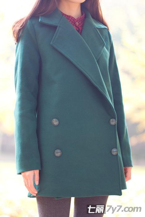 矮个子女生冬天穿衣搭配 日系软妹显高搭配