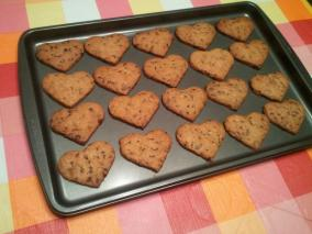 巧克力饼干
