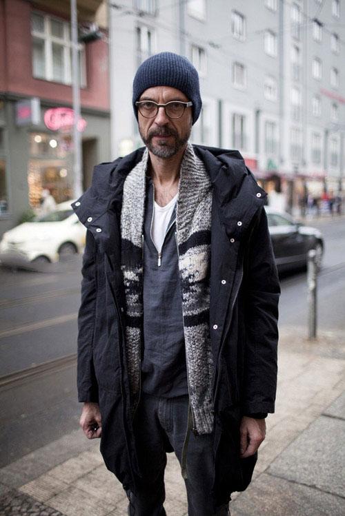 六款冬季大衣穿搭方程式