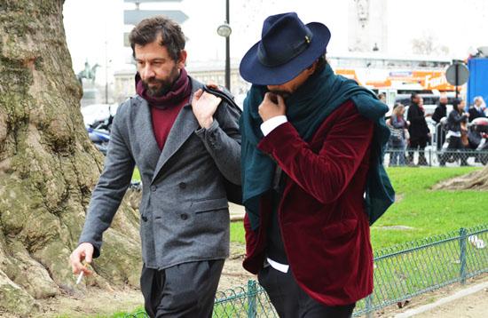 冬裝基本款 冬季穿衣要風度更要溫度