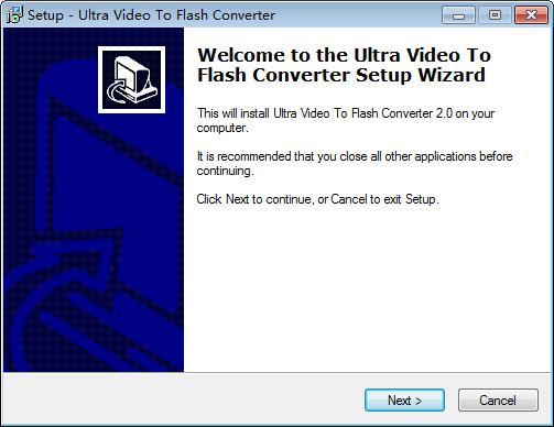 Ultra Video To Flash Converter下载