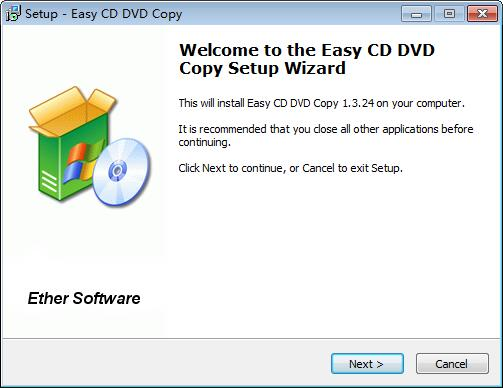 Easy CD DVD Copy下载
