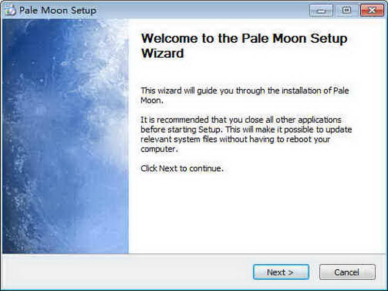 苍月浏览器(Pale Moon) 32位下载