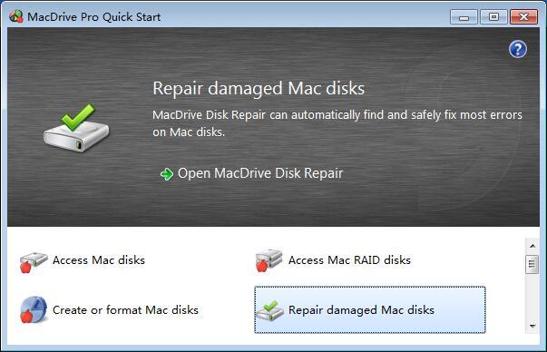 MacDrive下载