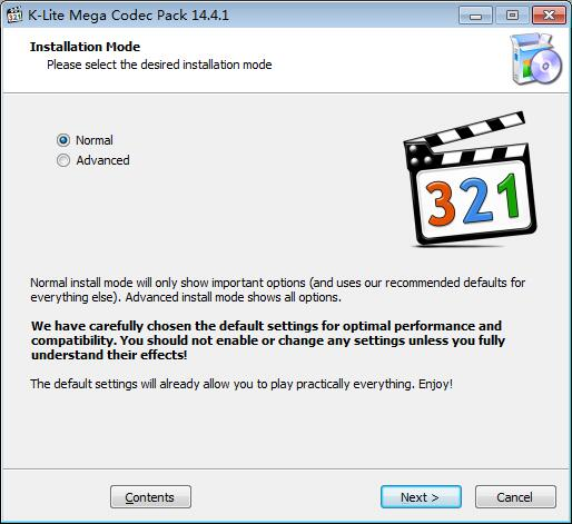 K-Lite Mega Codec Pack (萬能解碼器)下載