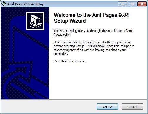 AML Pages(文件處理)下載