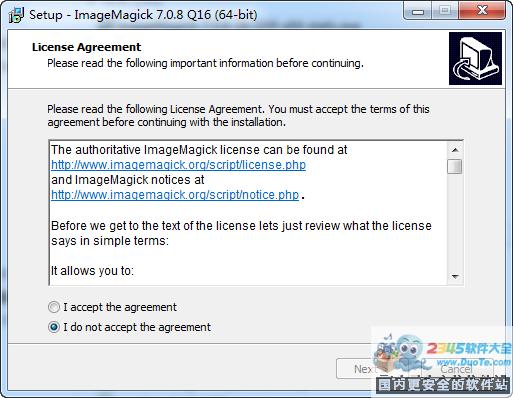 ImageMagick (图片处理软件) 32位bt365手机版下载