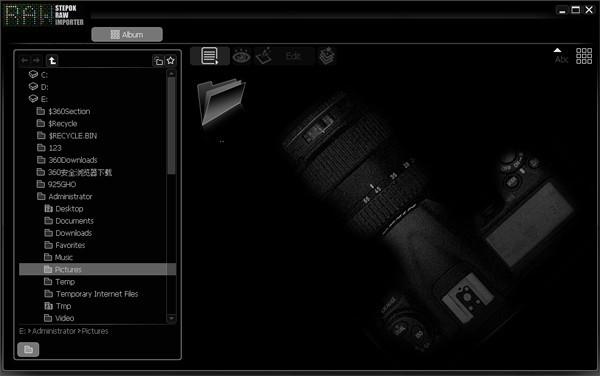 Stepok RAW Importer(RAW文件转换工具)下载