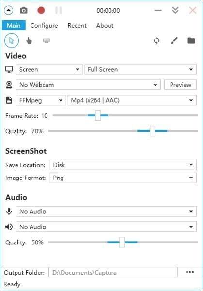 Captura(免费屏幕录像软件)下载
