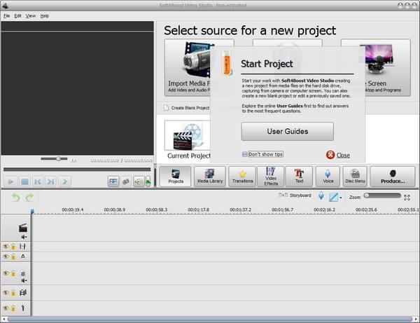 Soft4Boost Video Studio(视频编辑工具)下载