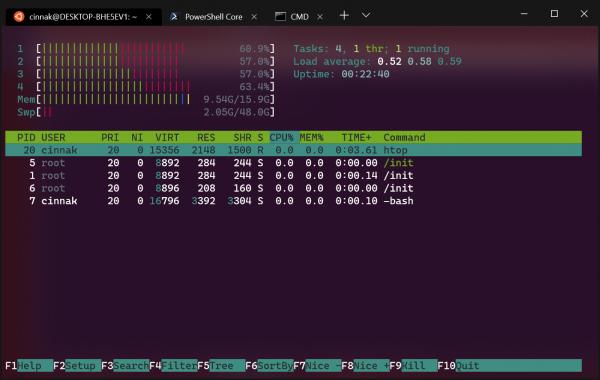 Windows Terminal(命令行终端工具)下载