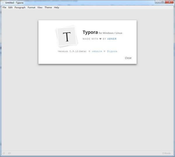 Typora windows下载