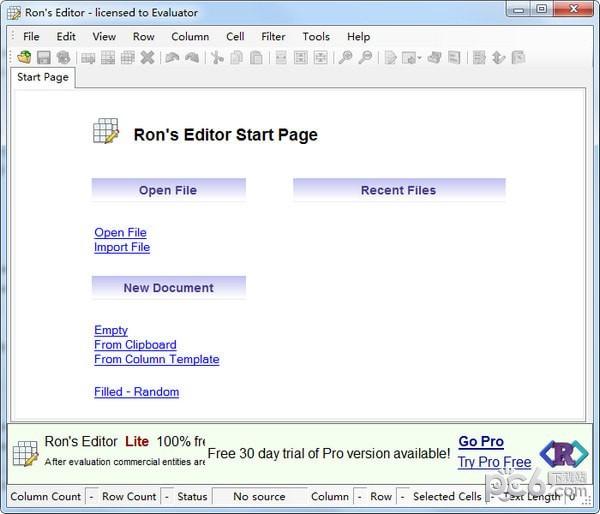 Rons Editor(CSV文件编辑器)下载